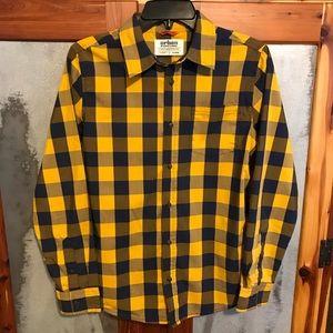 Boys Urban Pipeline button down Shirt XL